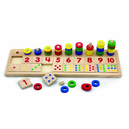 VIGA - Spiel zum Zählen und Zuordnen von Zahlen