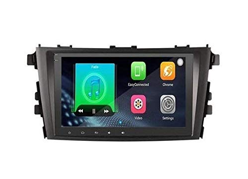 AUTOXYGEN Android System 9 Inch MP4 Music Player HD 1080P Touch 2GB Ram For Screen Maruti Suzuki Celerio