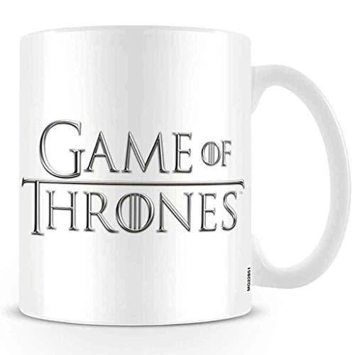 GB eye MG22851 Tazza Game of Thrones Logo, Ceramica, Multicolore, Unica
