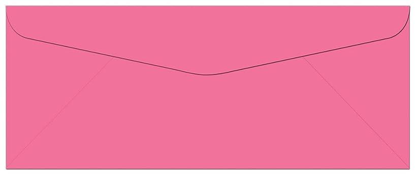 100 Hot Pink #10 Envelopes - 9.5