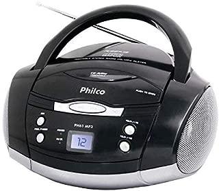 Audio, Philco, 056603147, Preto, Pequeno