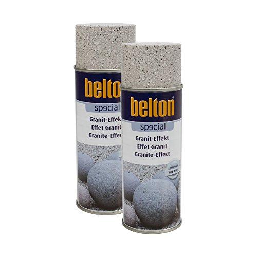 Kwasny 2X 323 352 Belton Special Granit-Effekt Sandstein 400ml