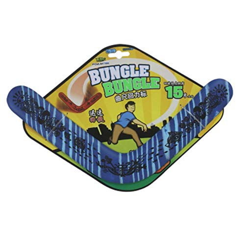 Piore 1 Stück Kinderspielzeug Eva Sicherheit weich werfen und fangen UFO V Bumerang Kinder Outdoor-Spielzeug Sportspiel Fliegende Untertasse, Pink