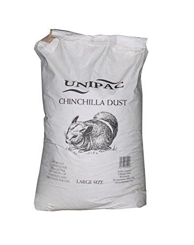 Monster Pet Supplies D Pac (Unipac) Chinchilla Dust 25k