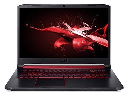 "Acer Nitro 5 (AN517-51-7709) Gaming 17,3"" Full HD IPS 120Hz, Intel i7-9750H, 16GB RAM, 512GB SSD, GeForce GTX 1660Ti, Windows 10"