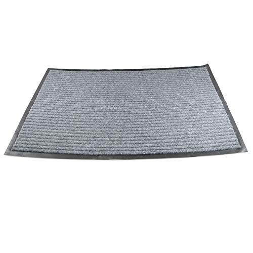 Deurmat, deurmat, deurmat, deurmat, loper, voetenveger 80 x 180cm grijs