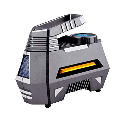 WNN-URG Compresor de Aire del neumático del Digitales, DC 12V compresor de Aire portátil for Neumáticos, Auto Bomba neumático con la luz del LED URG