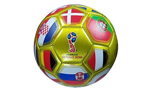 FIFA Official Russia 2018 World Cup Official Licensed Size 5 Ball 01-5