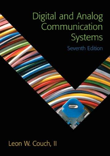 Digital & Analog Communication Systems (7th Edition)