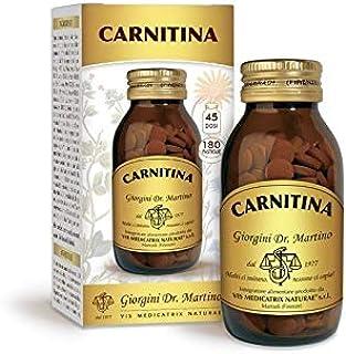 CARNITINA 180 pastiglie (90 g) - Dr. Giorgini