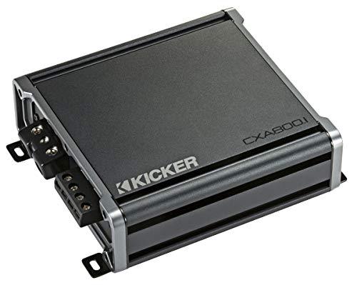 Kicker 46CXA8001 Car Audio Class D Amp Mono 1600W Peak