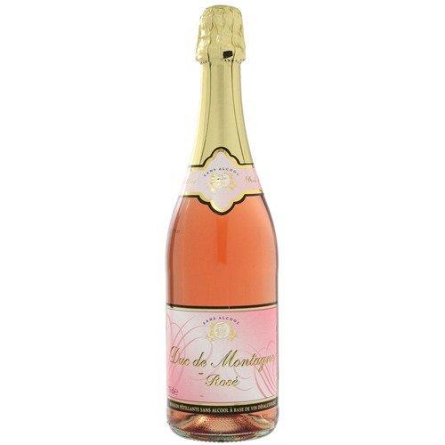 Neobulles(ネオブュル)『ノンアルコールスパークリングワイン デュク・ドゥ・モンターニュ・ロゼ』