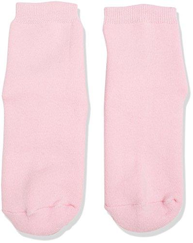 Sterntaler Fliesen Flitzer Soft, Mädchen Socken,Rosa (Rosa 702), Gr.21/22 (Herstellergröße: 18-24 Monate)