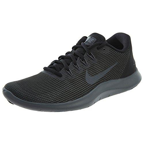 Nike Women's Flex 2018 Rn Competition Running Shoes, Black (Black/Dark Grey-Anth 002), 3.5 UK