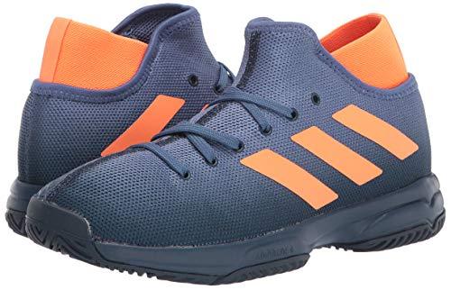 Product Image 7: adidas Phenom Tennis Shoe, Crew Navy/Screaming Orange/Crew Blue, 5 US Unisex Big Kid