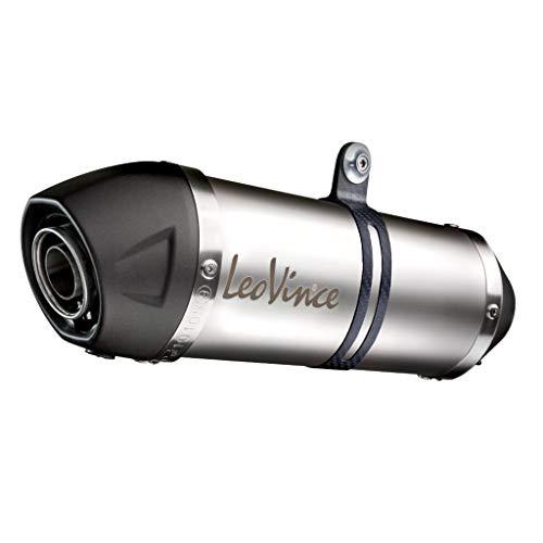 Auspuff LeoVince LV One Slip-On Edelstahl WR 125 X DE072 09-14 - 4