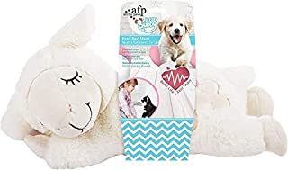 AFP Snuggle Sheep Pet Behavioral Aid Toy Warm Plush Toy