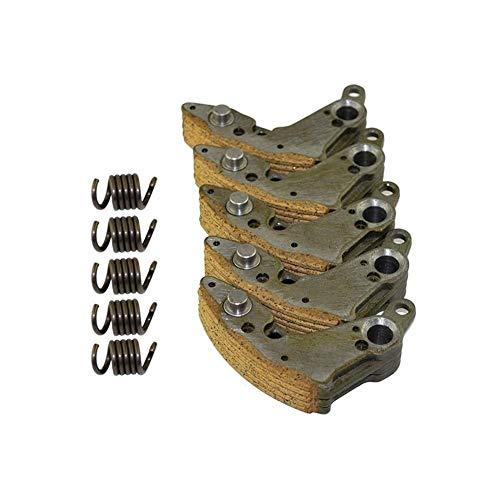 KTZAJO Almohadillas de embrague fiables con cojinete unidireccional, para scooter ciclomotor ATV, para CFMoto CF500CC CF188 CF500 CF625 CF 500 625 188 CC 0180 054200