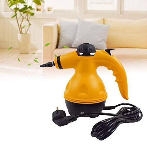 Máquinas manuales de Vapor Alta Presión Y Temperatura Móvil Máquina de Limpieza para escaleras, alfombras, Coches Interiores, etc