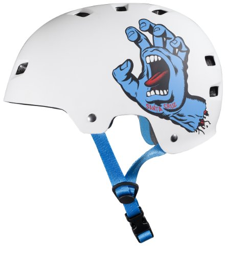 BULLET Santa Cruz Screaming Hand Casque...