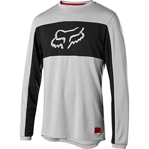 Ranger Dr Foxhead Ls Jersey Steel Grey