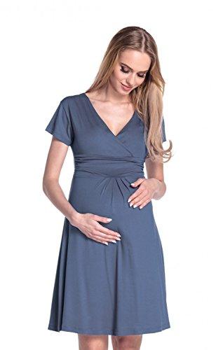 Happy Mama De Las Mujeres Maternidad Jersey Llamarada Bebé