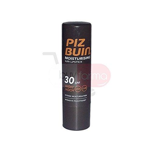 2 x 4.9g Piz Buin Sun Lipstick Lip Balm SPF 30