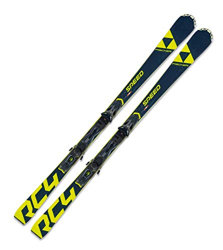 Fischer Ski RC4 Speed AR Allride 165cm On Piste Rocker 2020 + Bindung RC4 Z11 PR