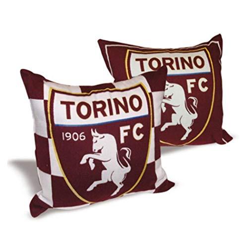 GIEMME articoli promozionali - Cojín Salón Granada Torino Toro Producto Oficial Idea Regalo