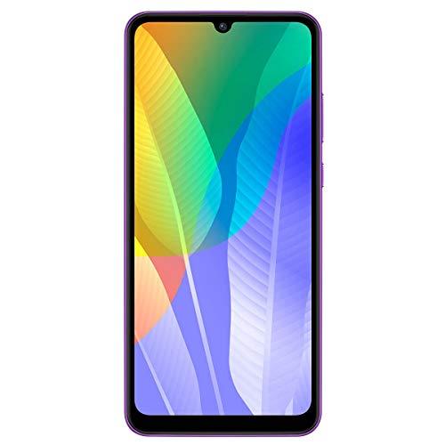 Huawei Y6P - Smartphone 64GB, 3GB RAM, Dual SIM, Phantom Purple