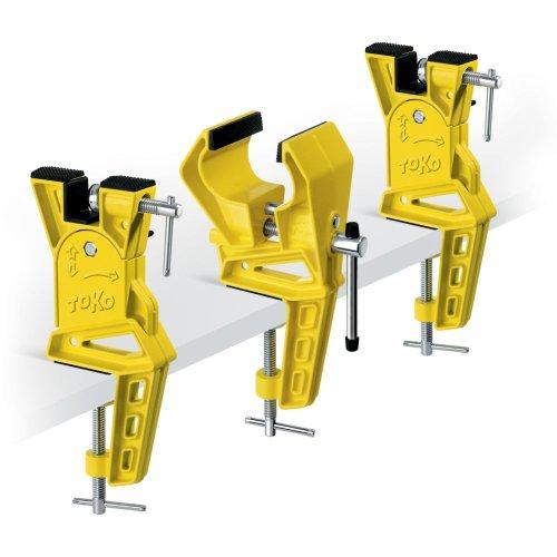 Toko Ski Vise World Cup Einspannvorrichtung 2020 Winterausrüstung