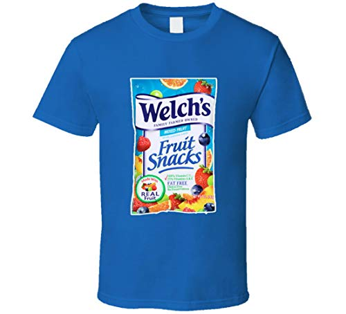 ALISUN Welch's Fruit Snack Snack Brand Logo Gift T Shirt...