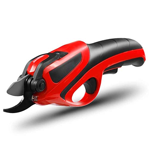 Best Deals! CKAN Electric Pruning Shears,Portable Electric Pruner, Lithium Battery Rechargeable Wire...