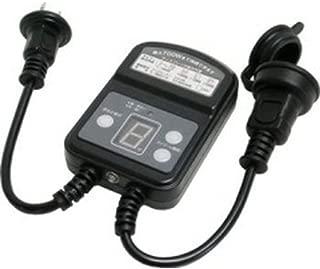 オーム電機(OHM) S-OCDSTM7A [防雨型 光センサータイマーコンセント 700W]