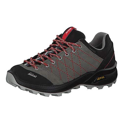 High Colorado Crest Trail Walking Shoes - Scarpe da Donna Grey-Peach 2019, Grigio (Grey-Peach), 38 EU