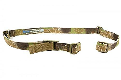 Blue Force Gear - Écharpe rembourrée Vickers pour applications de combat - Ajusteur en nylon et matériel - Kryptek Highlander