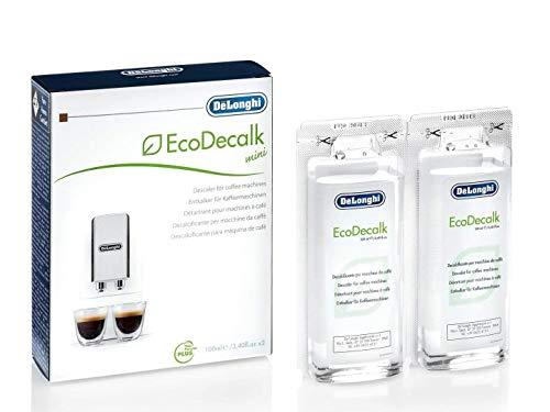 デロンギ コーヒーマシン用除石灰剤 100ml×2本 deLonghi Natural Descaler [並行輸入品]