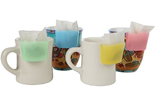 Catálogo de Reposa bolsas de té de esta semana. 1