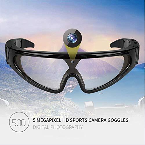 MaiTian Mini 1080p groothoek-skibril camera zonnebril Full Hd Dvr recorder camera ondersteuning 32 g Tf kaart groot geheugen camera glas