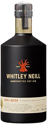 Whitley Neill Original Handcrafted Dry Gin 0,7l - 43%