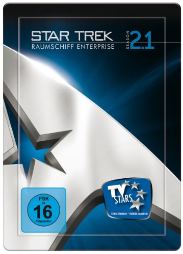 Raumschiff Enterprise - Staffel 2.1, Remastered (4 DVDs im Steelbook)