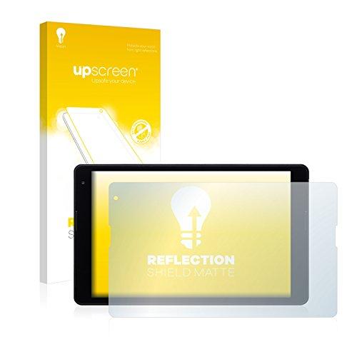 upscreen Entspiegelungs-Schutzfolie kompatibel mit Medion Lifetab P10400 (MD 99775) – Anti-Reflex Bildschirmschutz-Folie Matt
