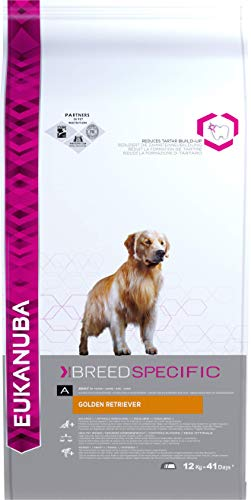 Eukanuba Cibo Secco per Cani per Golden Retriever Adulti 12 kg