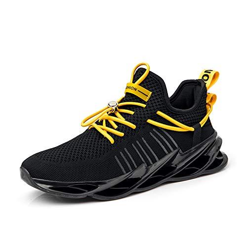 Zapatillas de Deporte Casuales para Hombre Zapatos Deportivos al...