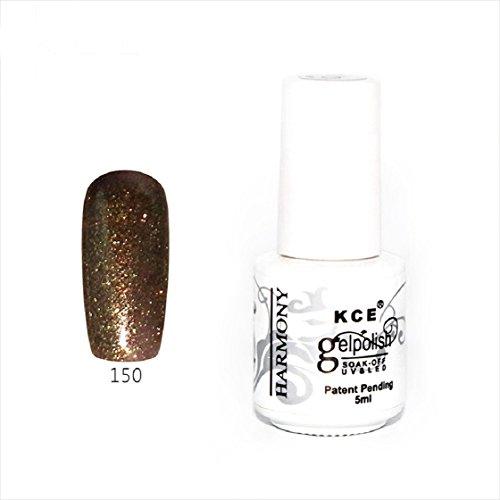 Vovotrade ❃❃ Belle ongles Gel UV et Bright LED colorées Couleurs 5ML_G