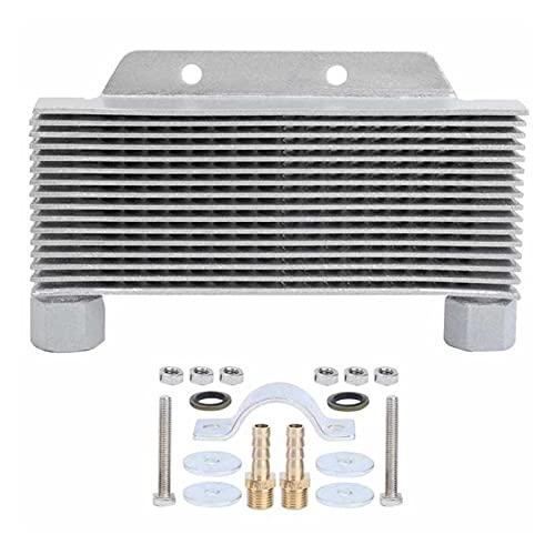 XINGFUQY Cubierta de la Carcasa del termostato del termostato Ajuste para el enfriamiento del enfriamiento del Aceite del Motor Ajuste para 12 5CC-250CC Motocicletas Canal DE TELEVISIÓN BRITÁNICO