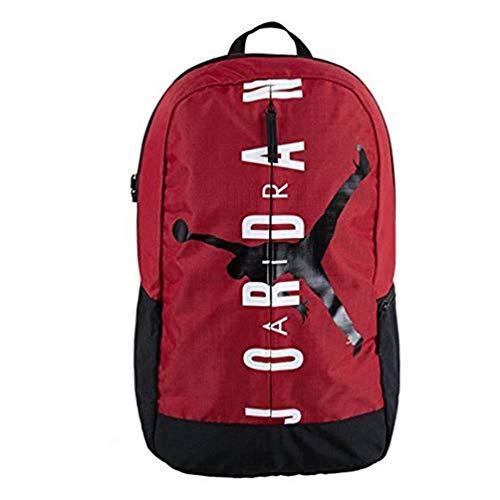 Nike Jordan Split Pack Backpack (Gym Red)