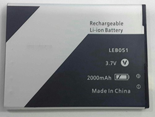 DOOR OF FASHION Battery Compatible for Lava Iris Atom 3