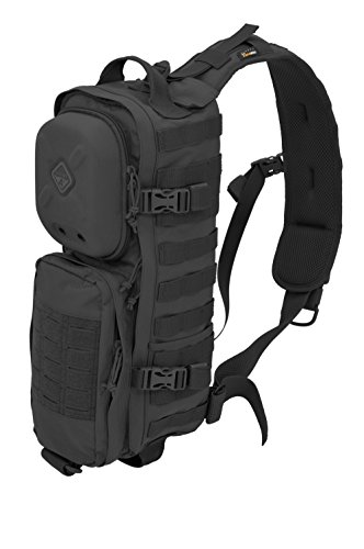Plan-B(TM) '17 go-bag thermo-cap sling by Hazard 4(R) - Black