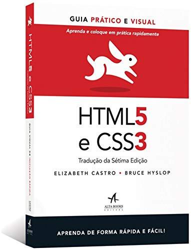 HTML5 e CSS3: guia prático e visual